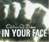 Children Of Bodom - In Your Face DVD New Rare In Flames Amon Amarth Slayer Opeth