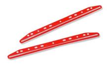 MAGAZINE COLLECTION / MAGI CLIP / ALBUM - A4 FOLDER FILING BARS - RED x  50
