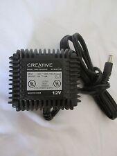 Creative I.T.E. Power Supply Model MAG120420UA5 12V 60Hz 750mA WORKS GREAT!!
