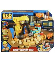 Fisher Price Bob the Builder Mash and Mold Construction Site