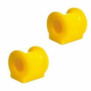 2 PU Front Sway bar Bushings 9-01-3193 compatible with SUZUKI SX4 ID 23 mm