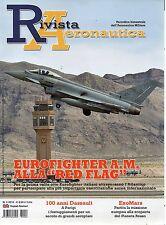 Rivista Aeronautica 2016 2#Eurofighter A.M. alla Red Flag,kkk