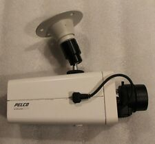 Used Pelco Ixps1 Sarix Camera With Pelco 28 8mm Varifocal Lens Amp Mount