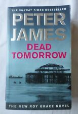 Peter James: DEAD TOMORROW - Roy Grace #5 [Paperback Book]