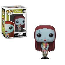The Nightmare Before Christmas Sally con / Cesta 9.5cm Figura de Vinilo Pop