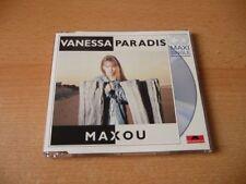 Maxi CD Vanessa Paradis - Maxou - 1988 incl. Soldat