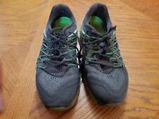 5a999396ed4b Nike Air Max 2015 Gray Green Mens Running Shoes 698902-013 sz 10.5