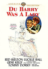 Du Barry Was a Lady (red Skelton Lucille Ball Gene Kelly) DVD