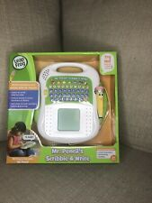 LeapFrog Mr. Pencil's Scribble and Write - Green  A12