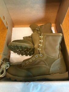 New! Danner RAT Mens Military USMC Gore-Tex Boots 10 w 15660X Men's 10 Wide