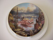 1993 Danbury Mint Where Eagles Soar By Rudi Reichardt Grand Canyon Le Plate
