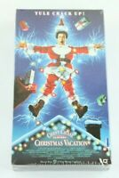 National Lampoon's Christmas Vacation VHS Chevy Chase 80s Comedy