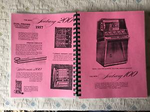 Seeburg jukebox manual
