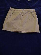Gap Denim Khaki Skirt Size 8