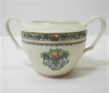 LENOX Fine China AUTUMN Sugar Bowl with NO Lid Gold Backstamp