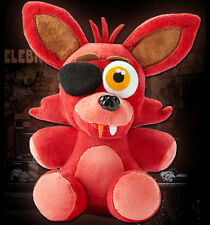 "10"" Nueva atractiva FNAF Five Nights At Freddy 'pirata de juguete de felpa Muñeca Regalo Foxy"