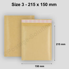 100 C//0 JL0 bulles Mail Lite Rembourré Enveloppes Sacs or Mailer prix bas