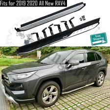 Running board fits for Toyota NEW RAV4 2019 2020 side step nerf bars side beam
