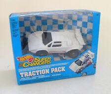 Vintage Mattel Hot Wheels SUPER CHANGERS Traction Pack LAMBORGHINI MIB 1989