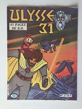 ULYSSE 31 N°1 / BIMENSUEL DECEMBRE 1986 / FR3 EDITION DE LA PAGE BLANCHE