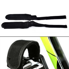 Bicycle Pedal Toe Strap Fixed Gear Foot Binding Band Cycling Safety Fit Band -y