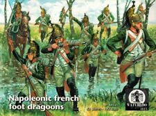 Waterloo 1815 - 041-Napo leonic FRENCH FOOT Dragoons - 1:72