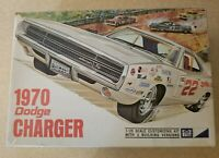 Vintage SEALED BAG! MPC 1970 Charger Collector-Quality Kit 1/25 - 1970 Annual