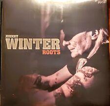 "JOHNNY WINTER - ROOTS "" VINYL "" NEW, FACTORY SEALED - GATEFOLD JACKET"