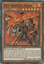 Yu-Gi-Oh: RED DRAGON NINJA - SHVA-EN025 - Super Rare Card - 1st Edition
