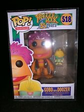 Funko Pop! Fraggle Rock #518 Gobo with Doozer. W/ Pop Protector.