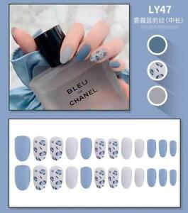 Trendy Press-On Manicure Sets