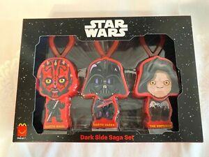 Dark Side Saga Set 2019 McDonalds Star Wars Rise of Skywalker- Collector Kit