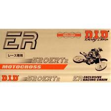 CATENA DID 520ert2-gold PER KTM LC125 2 ENDURO RUOTA DENTATA ALLUMINIO anno