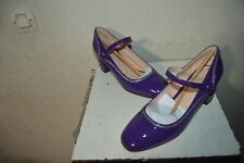CHAUSSURE ESCARPIN CUIR VERNIS MELLOW YELLOW ALBA  TAILLE 36 SHOES/STIVALI NEUF