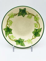 Antique Ivy American Franciscan Ware Coupe Cereal Bowl 1939-1949. CA.
