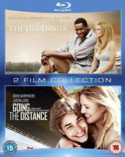 THE BLIND SIDE/GOING THE DISTANCE*****BLU-RAY******REGION B*****NEW & SEALED