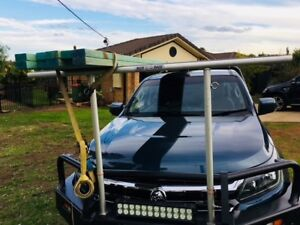 Nice Rack universal front/rear ladder rack, DIY, Bolt on!! Removable! xtra tall