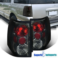 For 2003-2006 Expedition Replacement Tail Lights Brake Lamps Smoke