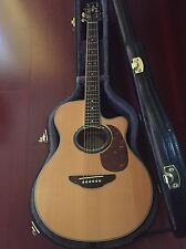 YAMAHA APX-7A Acoustic Electric Guitar