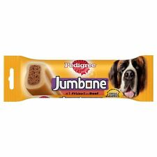 Pedigree - Jumbone Dog Treat - Beef - Large - 12 Pack