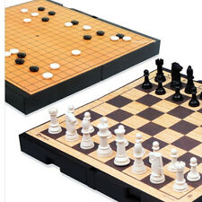 Magnetic Both Sides Go Board Chess Game WeiQi Baduk Piece Portable MYUNGIN M-250