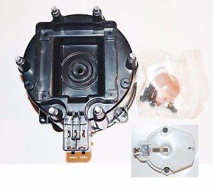 Distributor Cap & Rotor BUICK CADILLAC CHEVROLET CHECKER OLDSMOBILE PONTIAC V6