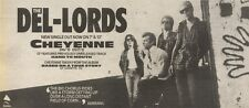 29/4/89Pgn07 Advert: The Del-lords New Single 'cheyenne' Out On Enigma 5x11