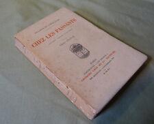 Villiers de l'Isle-Adam. Chez les passants. 1914 Ed. numeroté sur alfa teinté