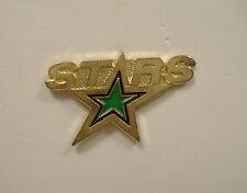 VINTAGE DALLAS STARS LAPEL HAT PIN LOGO 1990's NOS MINNESOTA NORTHSTARS RARE