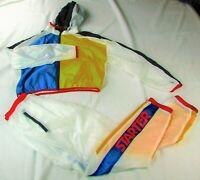Starter Women's Matching Set Lightweight Jacket With Hood & Bottoms