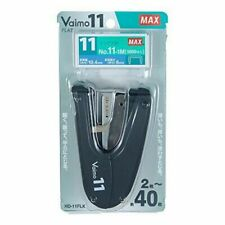 Max Stationery Stapler Hd 11flkk Black 40sheet Hd 11flk K 4902870728755