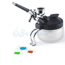 Airbrush Cleaner Cleaning Pot Stabilizer Jar Bottles Holder Extra Filters Neo