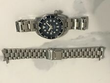 20mm CURVED STAINLESS STEEL PRESIDENT BRACELET fits SEIKO SUMO SBDC001 SBDC005