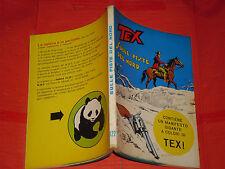TEX GIGANTE lire 250 in copertina N°122 -d--completo poster-ORIGINALE 1 edizione